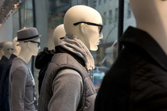 mannequins photos stock