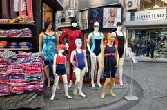 mannequins Stock Afbeelding