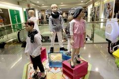 mannequins Royalty-vrije Stock Afbeelding
