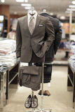 Mannequins of business Stock Photography