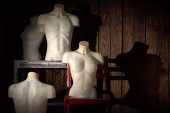 Mannequins Royalty Free Stock Images