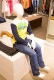 Mannequins d'enfant Images stock