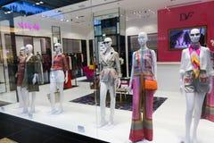 Mannequins habillés Image libre de droits