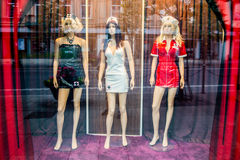 Mannequins Stock Photography