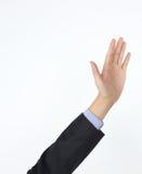 Mannhände Lizenzfreie Stockfotos