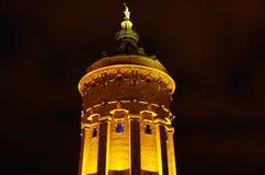 Mannheim, Niemcy Obrazy Royalty Free