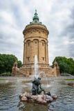 Mannheim, Niemcy Zdjęcia Stock