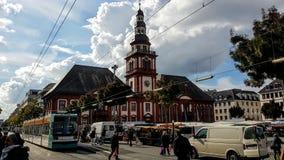 Mannheim Royalty Free Stock Image