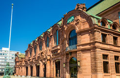 Mannheim Rosengarten, a Concert Hall and Congress Centre in Bade Royalty Free Stock Photography