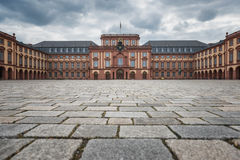 Mannheim Tyskland Arkivbilder