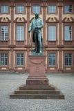 Mannheim Tyskland Royaltyfria Bilder