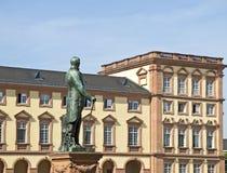 Mannheim: Universidade em um palácio Fotografia de Stock Royalty Free