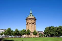 Free Mannheim Wasserturm Royalty Free Stock Photography - 34829737