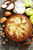 Mannick με τα μήλα Στοκ φωτογραφίες με δικαίωμα ελεύθερης χρήσης