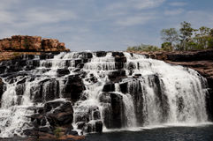 Manning Falls - Kimberley - Australie Photos libres de droits