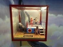 Manny Pacquiao-miniatuur Royalty-vrije Stock Afbeeldingen