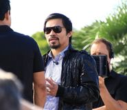Manny Pacquiao Royalty Free Stock Images