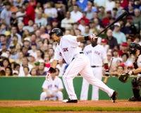 Manny Ramírez Boston Red Sox Fotografia de Stock Royalty Free
