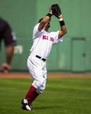 Manny Ramírez, Boston Red Sox Imagem de Stock Royalty Free
