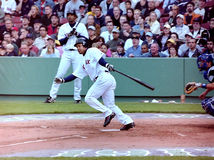 Manny Ramirez Boston Red Sox Royalty Free Stock Images