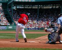 Manny Ramirez Boston Red Sox Image libre de droits