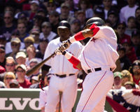 Manny Ramirez, Boston Red Sox lizenzfreie stockbilder