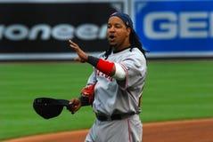 Manny Ramirez, Boston Red Sox Royalty Free Stock Image