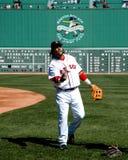 Manny Ramirez Boston Red Sox Stock Image