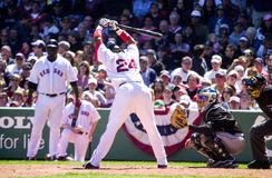 Manny Ramirez Boston Red Sox Stock Images