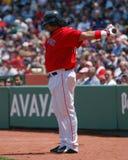 Manny Ramirez Boston Red Sox Stock Photo