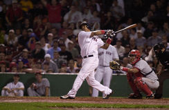 Manny Ramirez, Boston Red Sox Royalty Free Stock Images