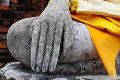 Mano Buda fotos de archivo libres de regalías