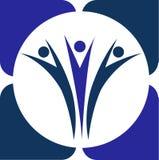 Mano de aumento para hombre para el concepto del logotipo Fotografía de archivo
