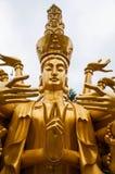 Mano de Buda Imágenes de archivo libres de regalías