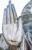 Mano de Buda imagen de archivo