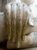 Mano de Buddha Imagen de archivo libre de regalías