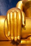 Mano de buddha Fotografía de archivo