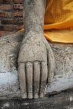 Mano de Buddha Fotografía de archivo libre de regalías