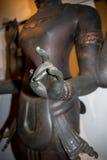 Mano de dios en el museo de Sukhothai Fotografía de archivo libre de regalías