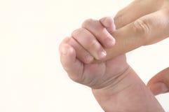 Mano del bambino Immagine Stock Libera da Diritti