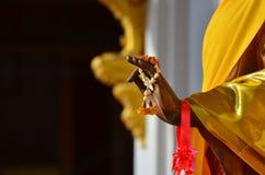 Mano del Buddha Immagini Stock Libere da Diritti