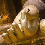 Mano del `s de Buddha Imagenes de archivo