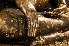 Mano destra del Buddha Fotografia Stock Libera da Diritti