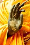 Mano di Buddha fotografia stock libera da diritti