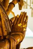 Mano di Buddha Immagine Stock Libera da Diritti
