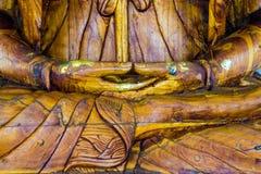 Mano di Buddha Immagini Stock Libere da Diritti