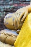 Mano di Buddha Fotografia Stock