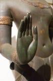 Mano di Dio nel museo di Sukhothai Fotografia Stock