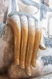 Mano di Phra Atchana, tempiale di amico di Sri Fotografia Stock Libera da Diritti