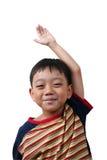 ¡Mano para arriba!! Imagen de archivo libre de regalías